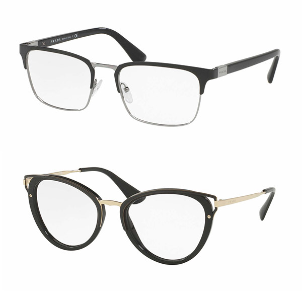 Prada, Glasses, Frames , Reading glasses, Eye Glasses