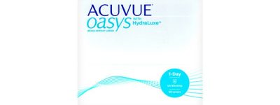 Acuvue Oasys HydraLuxe 1-Day 90pk